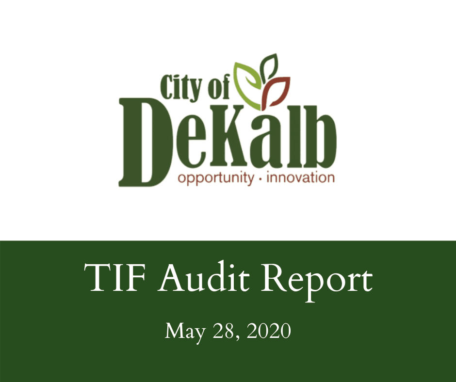 TIF Audit Report