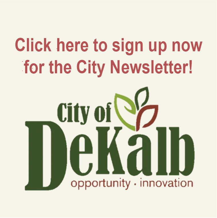 Newsletter sign up logo