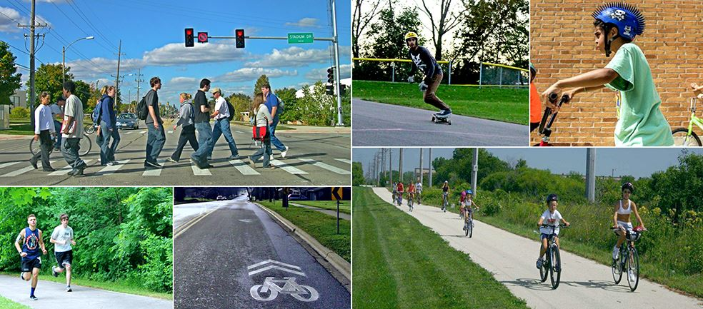 Examples of Active Transportation