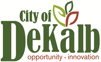 City of DeKalb Opportunity and Innovation logo